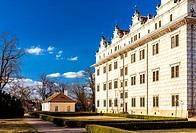 Litomysl Palace, Czech Republic.