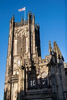 The Cathedral and Collegiate Church of St Mary, St Denys and St George in Manchester, Manchester, England, United Kingdom.