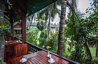 Boutique Resort and Villa, Luang Phrabang, Laos.