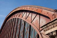 Madrid, Spain: Madrid Atocha Railway Station.