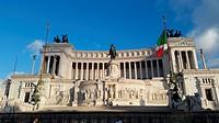 Altare della Patria. Vittoriano monument. Rome, Italy.
