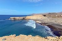 La Pared, Jandia, Fuerteventura, Canary Islands, Spain.